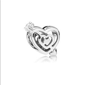 Jewelry - PANDORA Path to Love Charm,797814